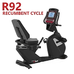 Cycle horizontal R92 de SOLE Fitness
